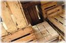 Rifiuti legnosi